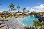 Swimming Pool at Waikoloa Beach Villas